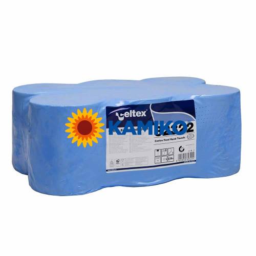 Papierová rolka 2vr CELTEX MAXI BLUE 150 m