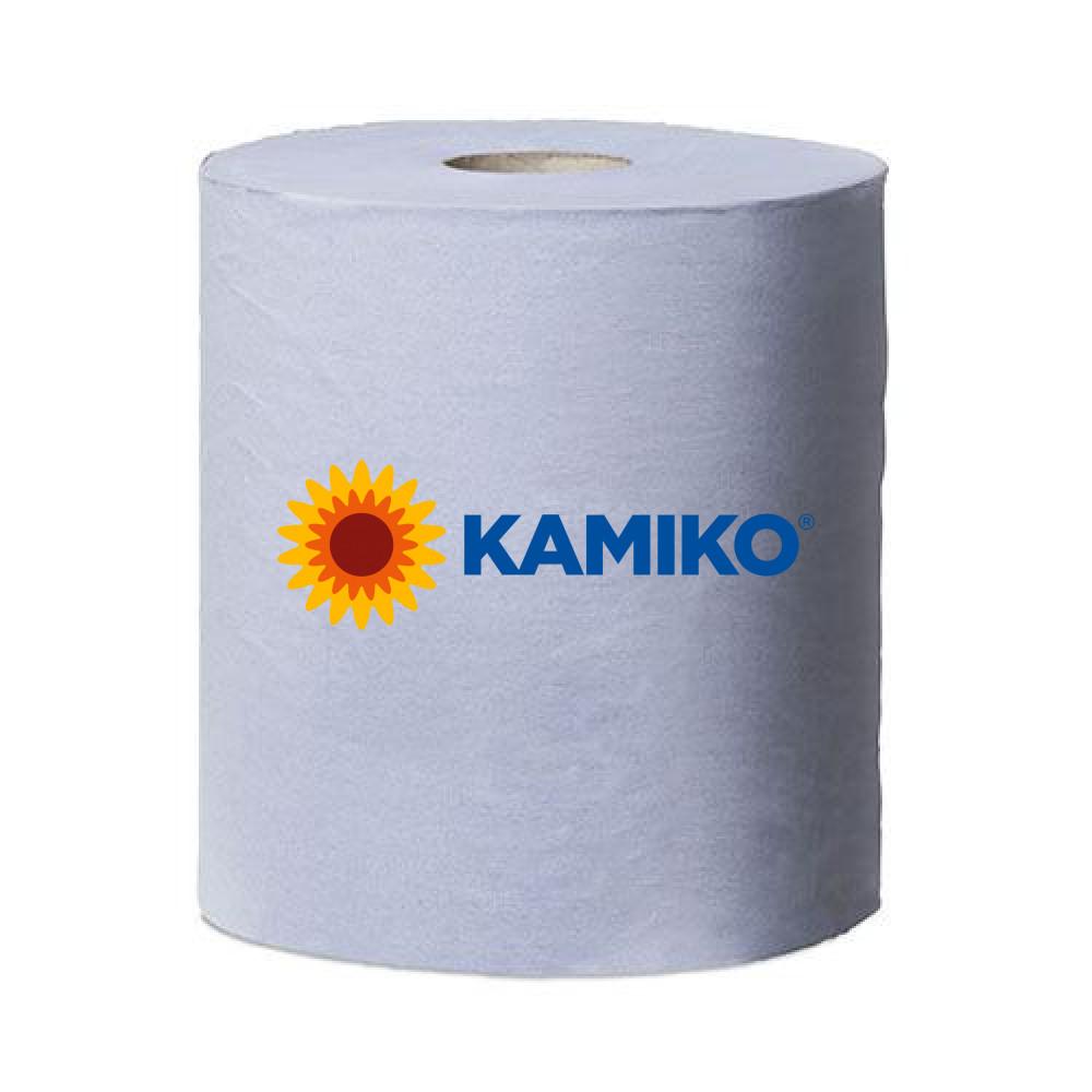 Papierová rolka 1vr TORK MAXI REFLEX 270m, modrá