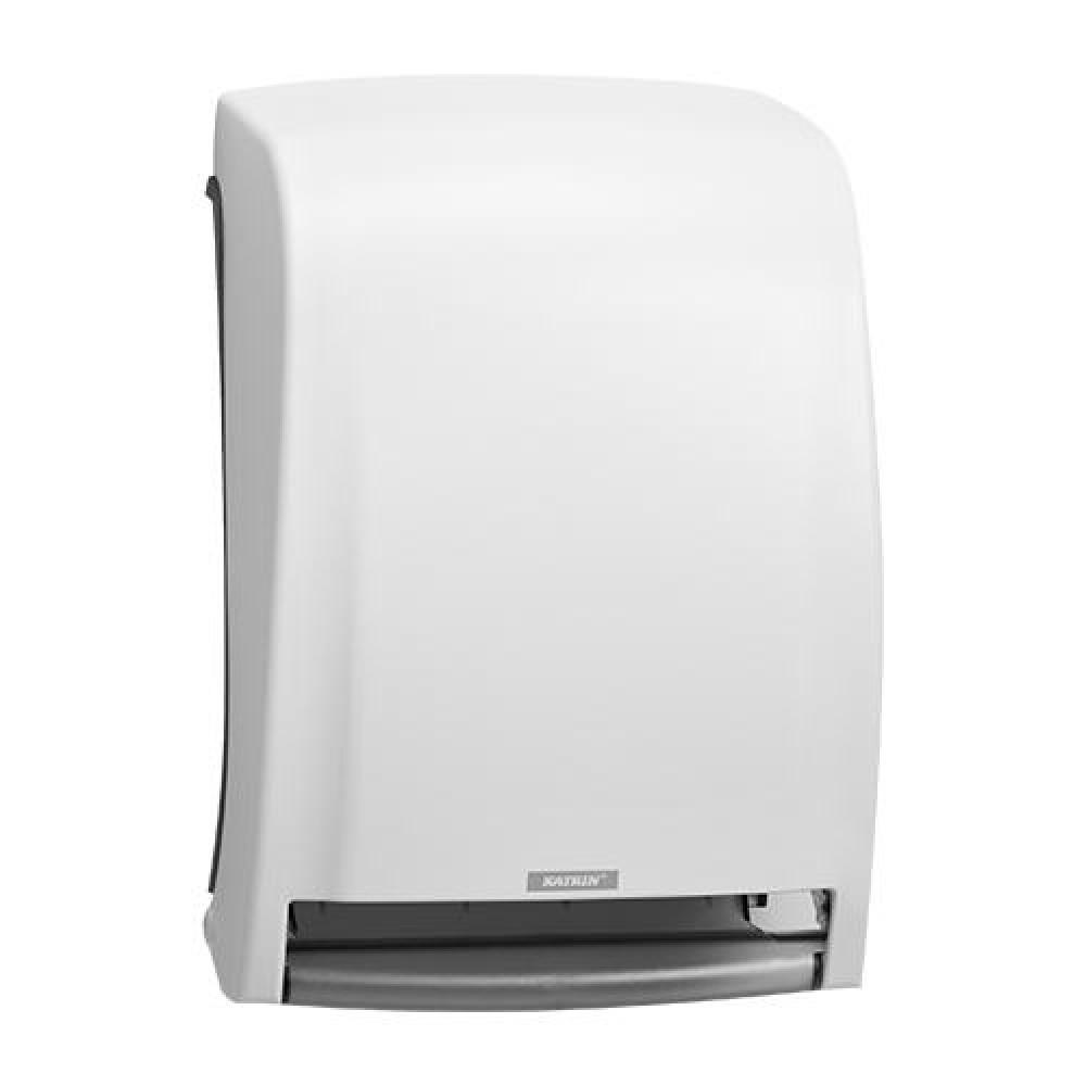 Zásobník papierových roliek KATRIN SYSTEM senzorový biely