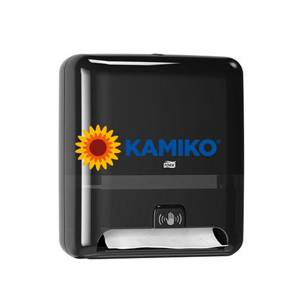 Zásobník papierových roliek TORK MATIC senzorový čierny