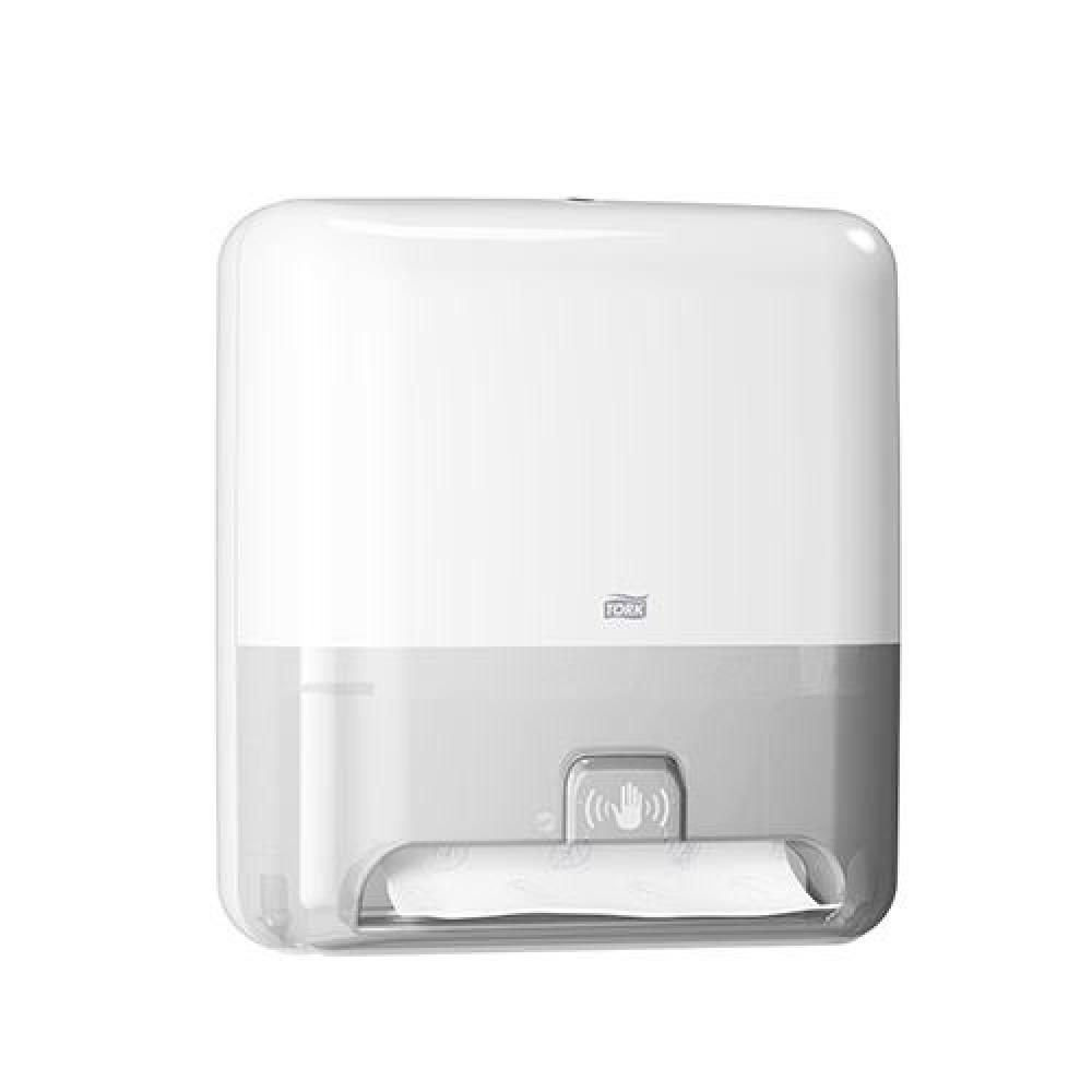Zásobník papierových roliek TORK MATIC senzorový biely