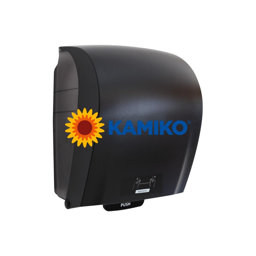 Zásobník papierových roliek KATRIN SYSTEM čierny XL