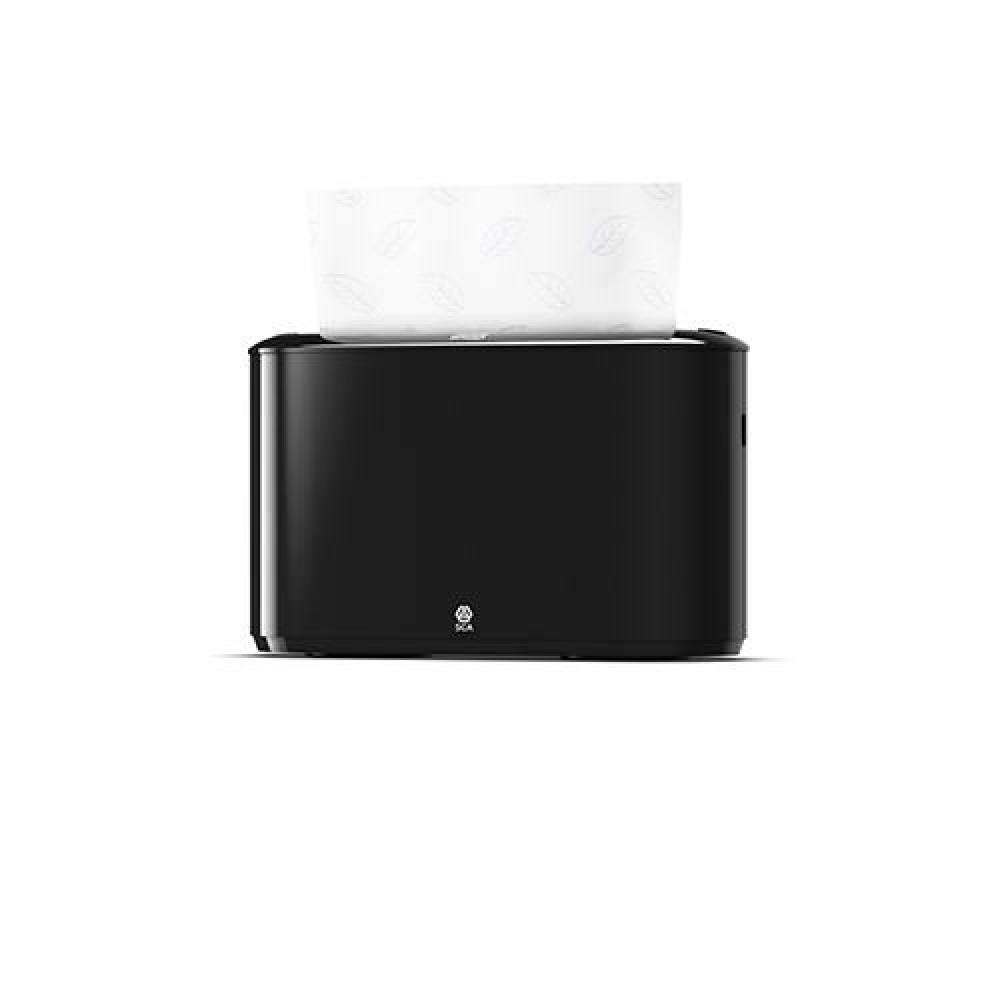 Zásobník uterákov TORK INTERFOLD Z stolový čierny