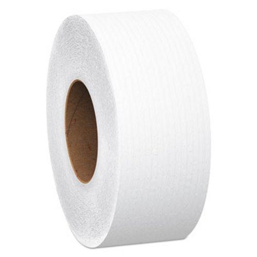 Toaletný papier 2vr Jumbo KAMIKO 19 cm, biela celulóza