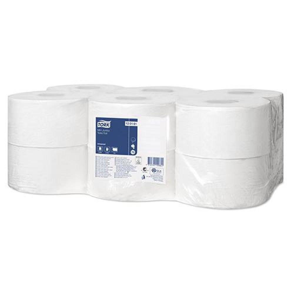 Toaletný papier 1vr Jumbo TORK 19 cm, natural