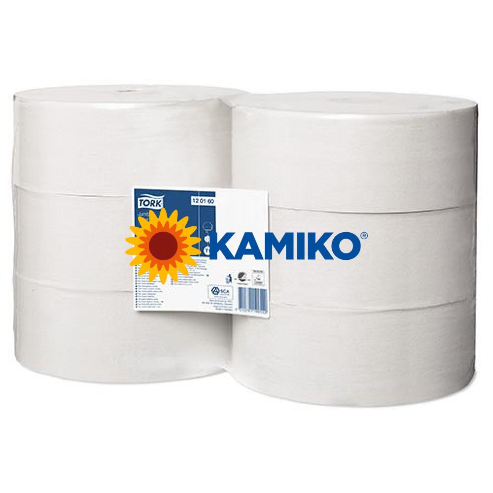 Toaletný papier 1vr Jumbo TORK 26 cm, natural