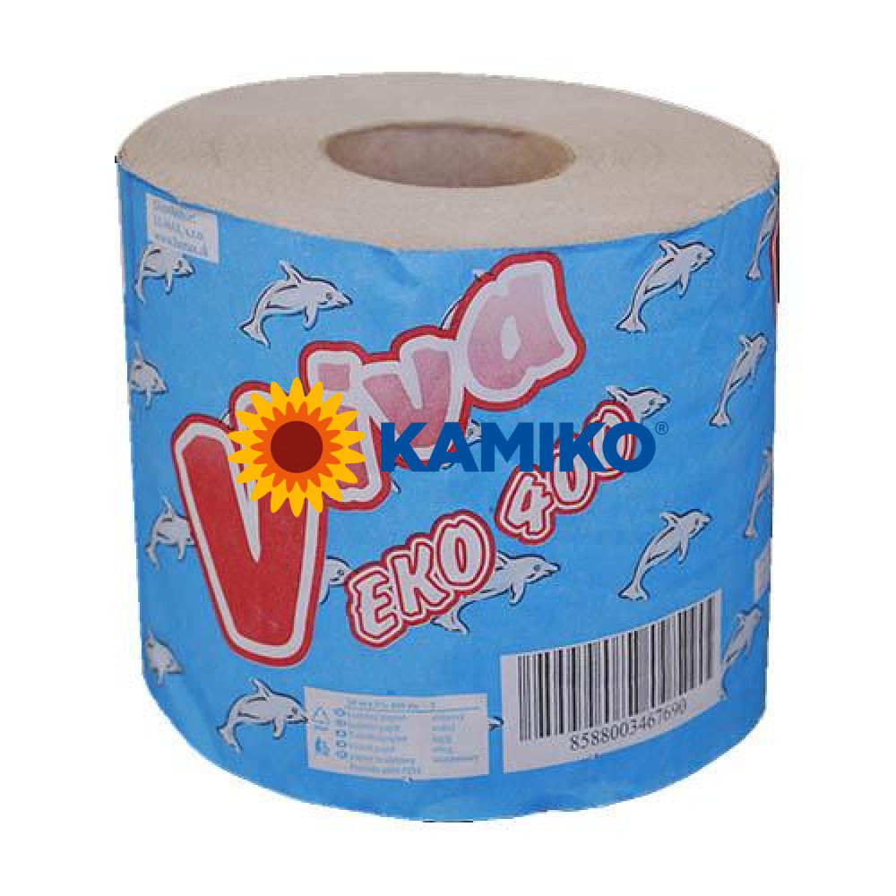 Toaletný papier 1vr HYGI 50m, natural