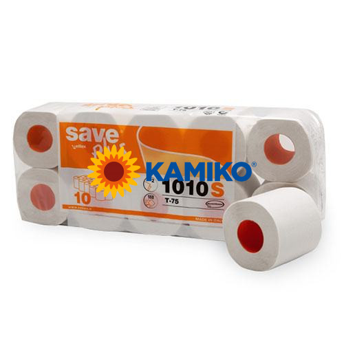 Toaletný papier 2vr CELTEX SAVE Plus 18m, biely