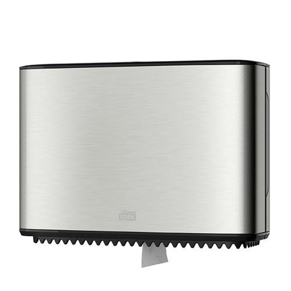 Zásobník toaletného papiera TORK Jumbo 19 cm, nerez