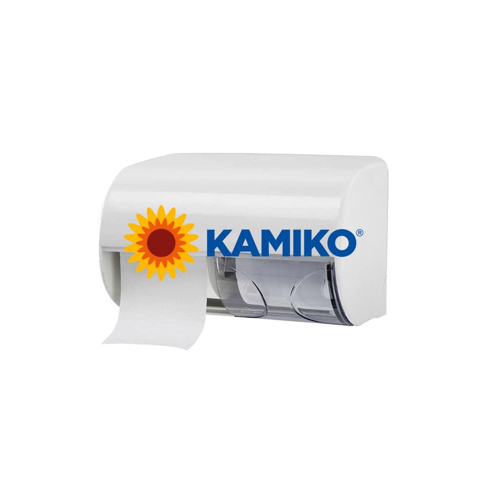 Zásobník toaletného papiera Marplast 2 roll, biely