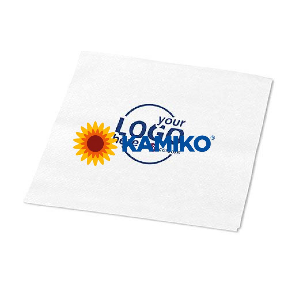 Servítky do zásobníka TORK Xpressnap Snack 10,8 x 10,8 cm, 1 vrstva, biele