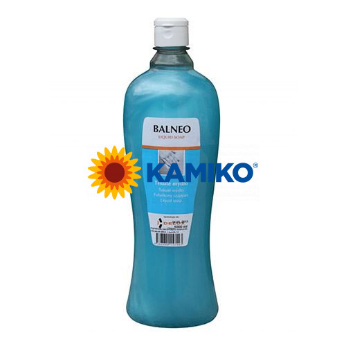 Mydlo tekuté BALNEO Fresh 1 000 ml, modré