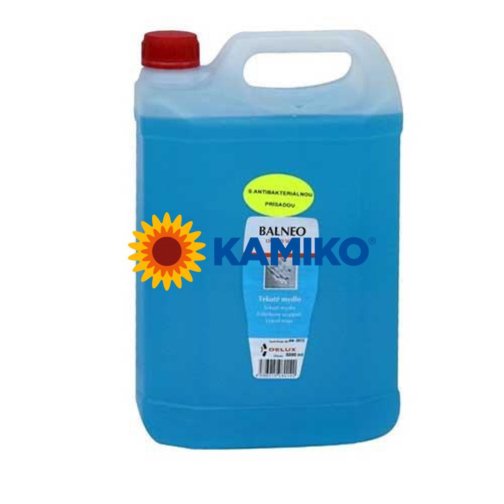 Mydlo tekuté BALNEO ANTI 5 000 ml, antibakteriálne neparfumované