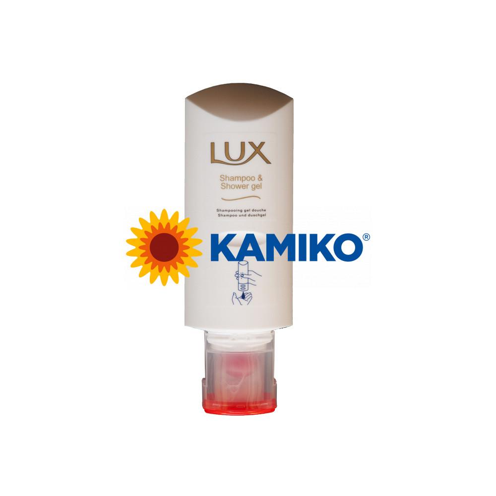 SOFT CARE LUX kondicionér, šampón  a sprchovací gél 300 ml