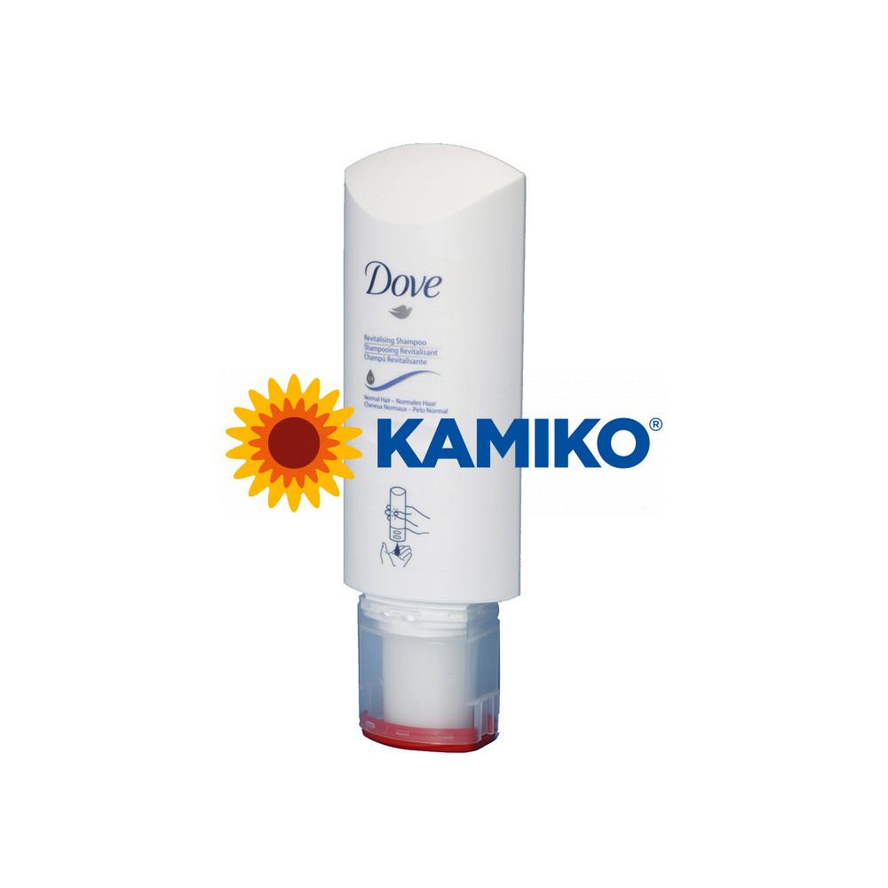 SOFT CARE DOVE  šampón a kondicionér na normálne vlasy 300 ml
