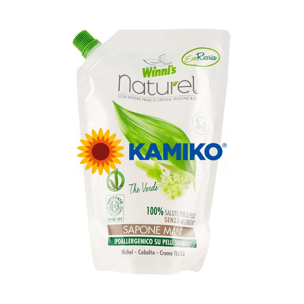 WINNI´S NATUREL bio tekuté mydlo 500 ml