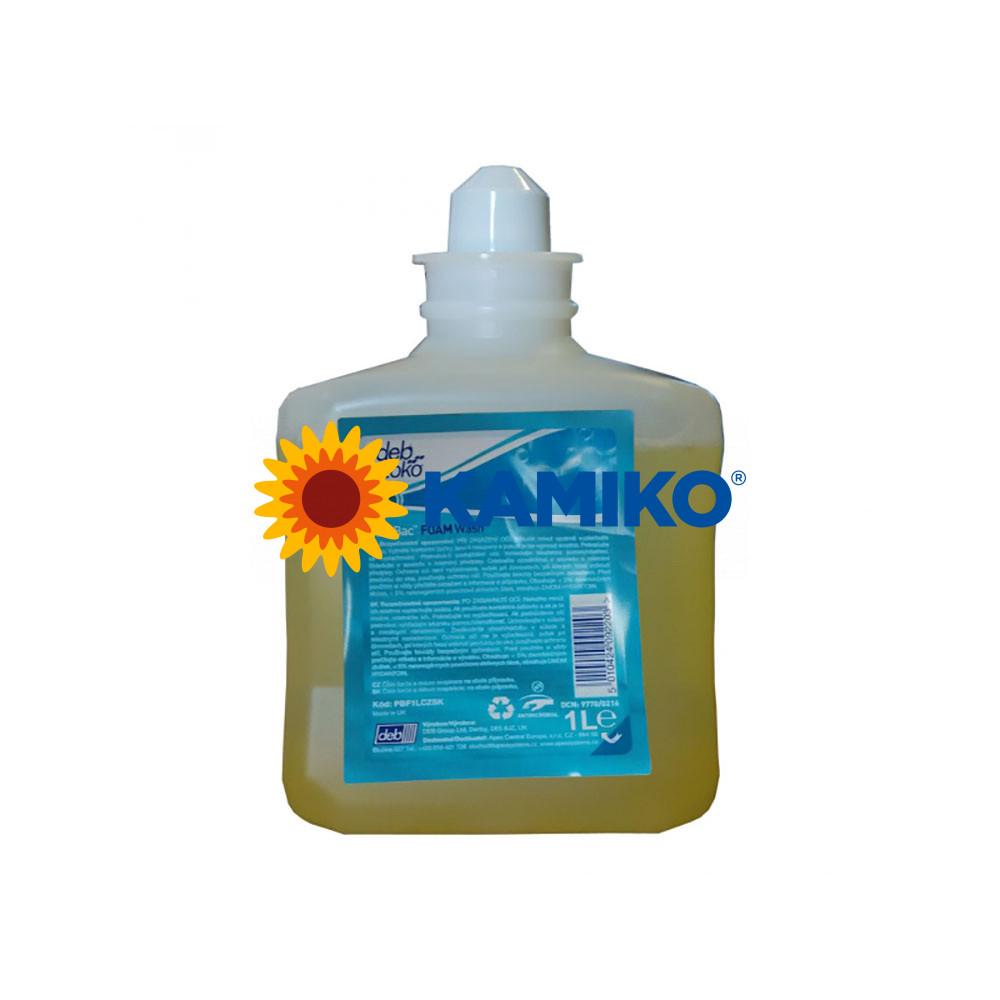 Mydlová pena DEB PureBac Foam Wash 1 000 ml