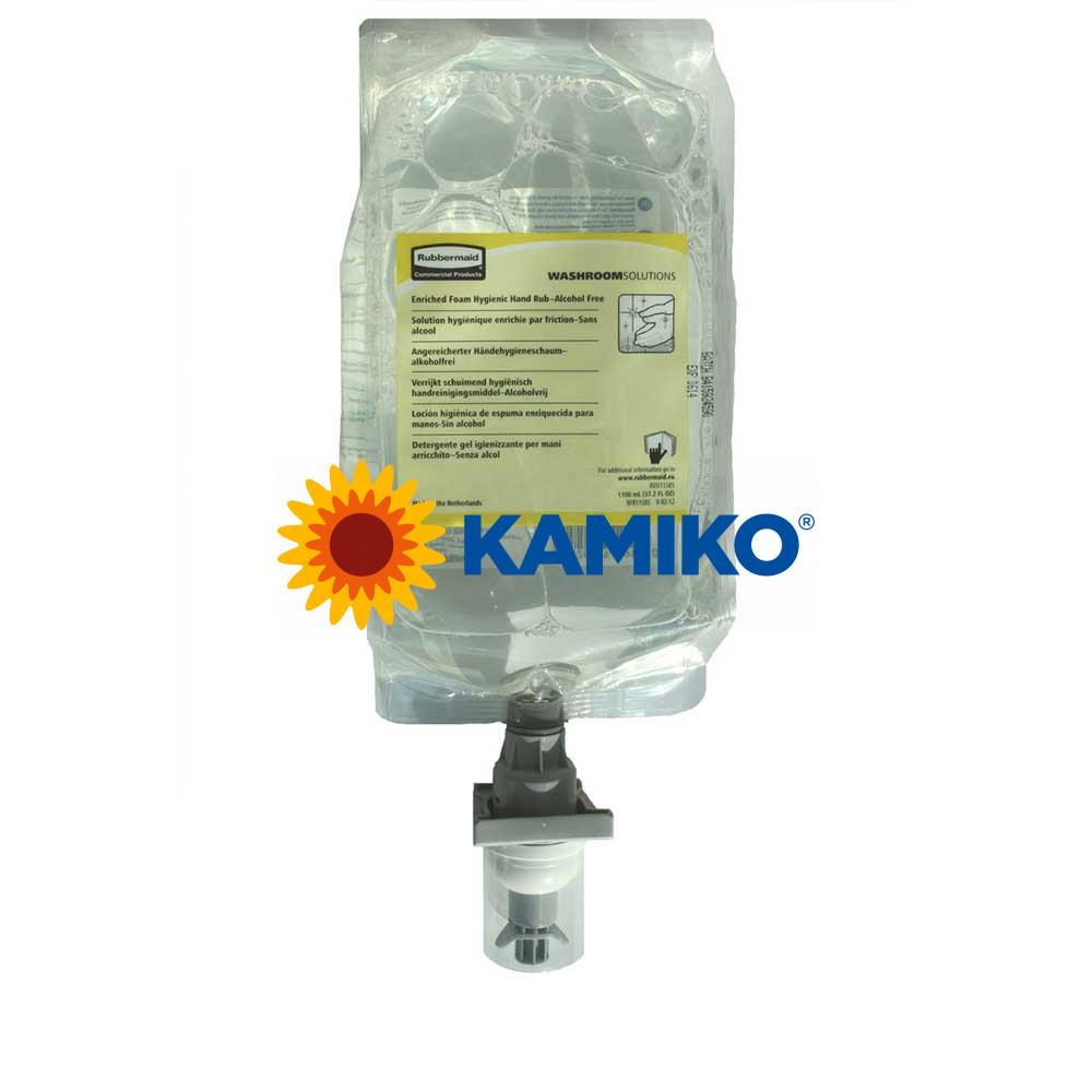 Pena umývacia RUBBERMAID 1 100 ml, bezoplachová, dezinfekčná, patróna
