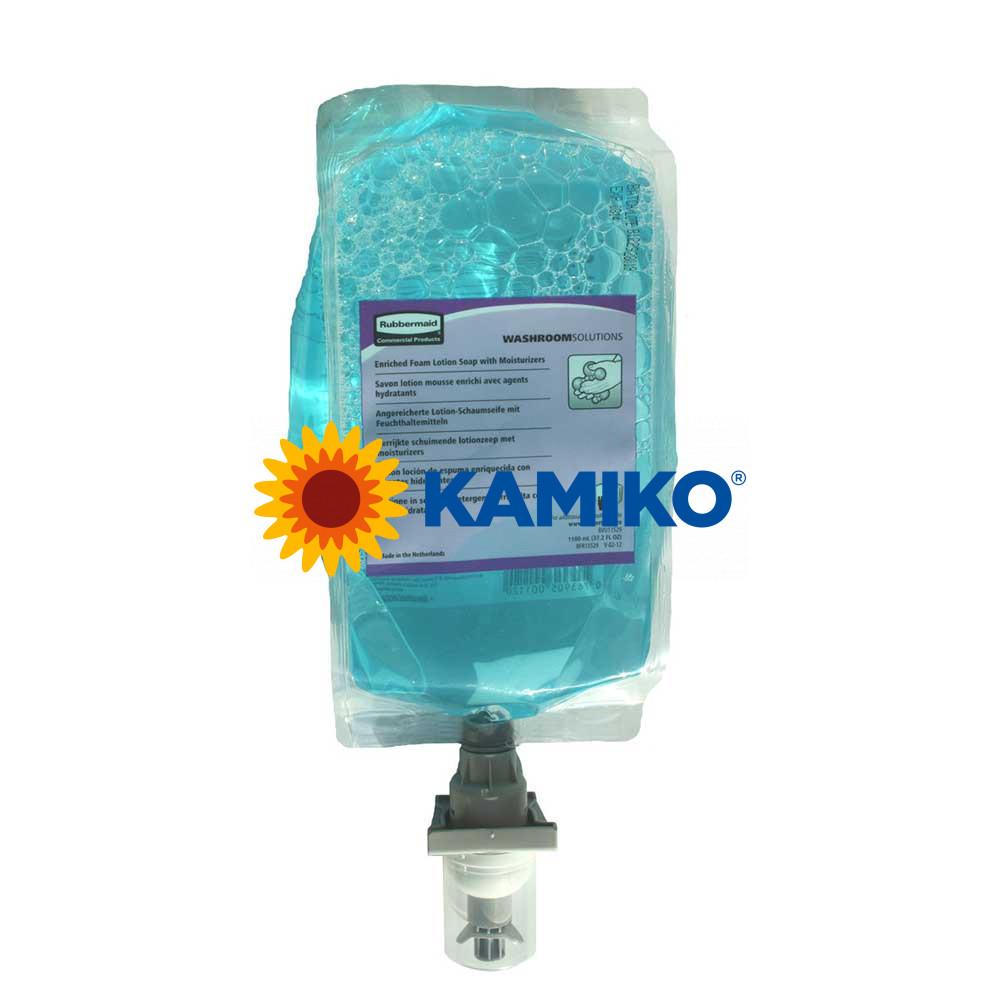 Pena umývacia RUBBERMAID jemná, 1 100ml patróna