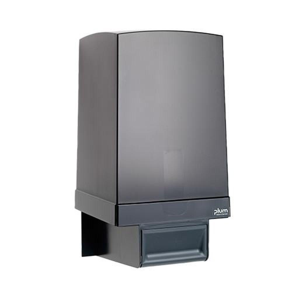 Dávkovač na tekutú abrazívnu pastu v patrónach PLUM MAXI 4200ml, čierny, ABS plast