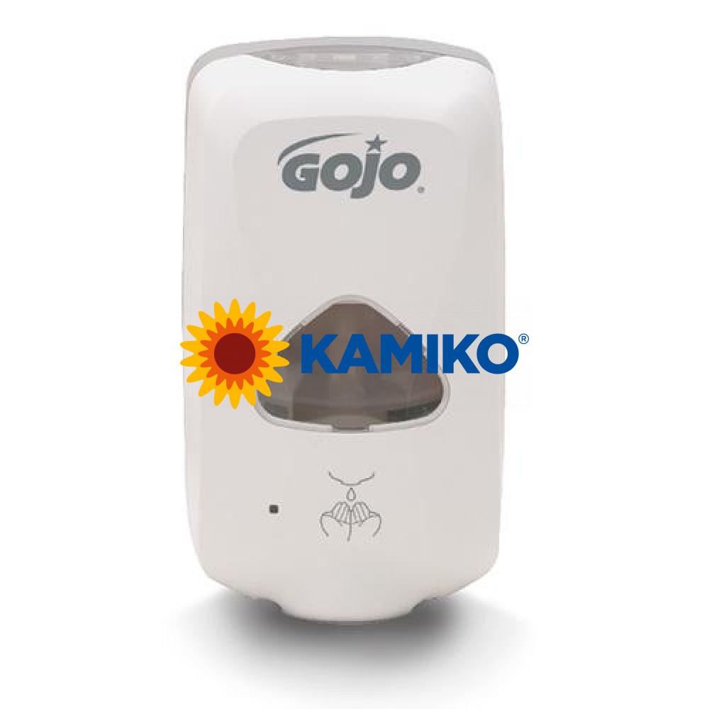 Bezdotykový dávkovač mydlovej peny GOJO TFX 1200ml, šedá/biela