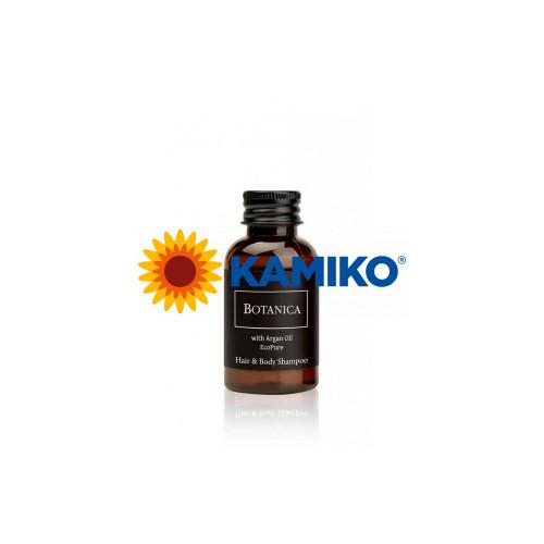 Botanica vlasový a telový šampón vo fľaštičke 40 ml, 50 ks