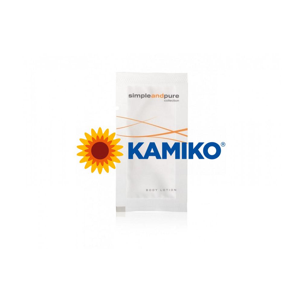 Simple and Pure telové mlieko 10 ml, 125 ks