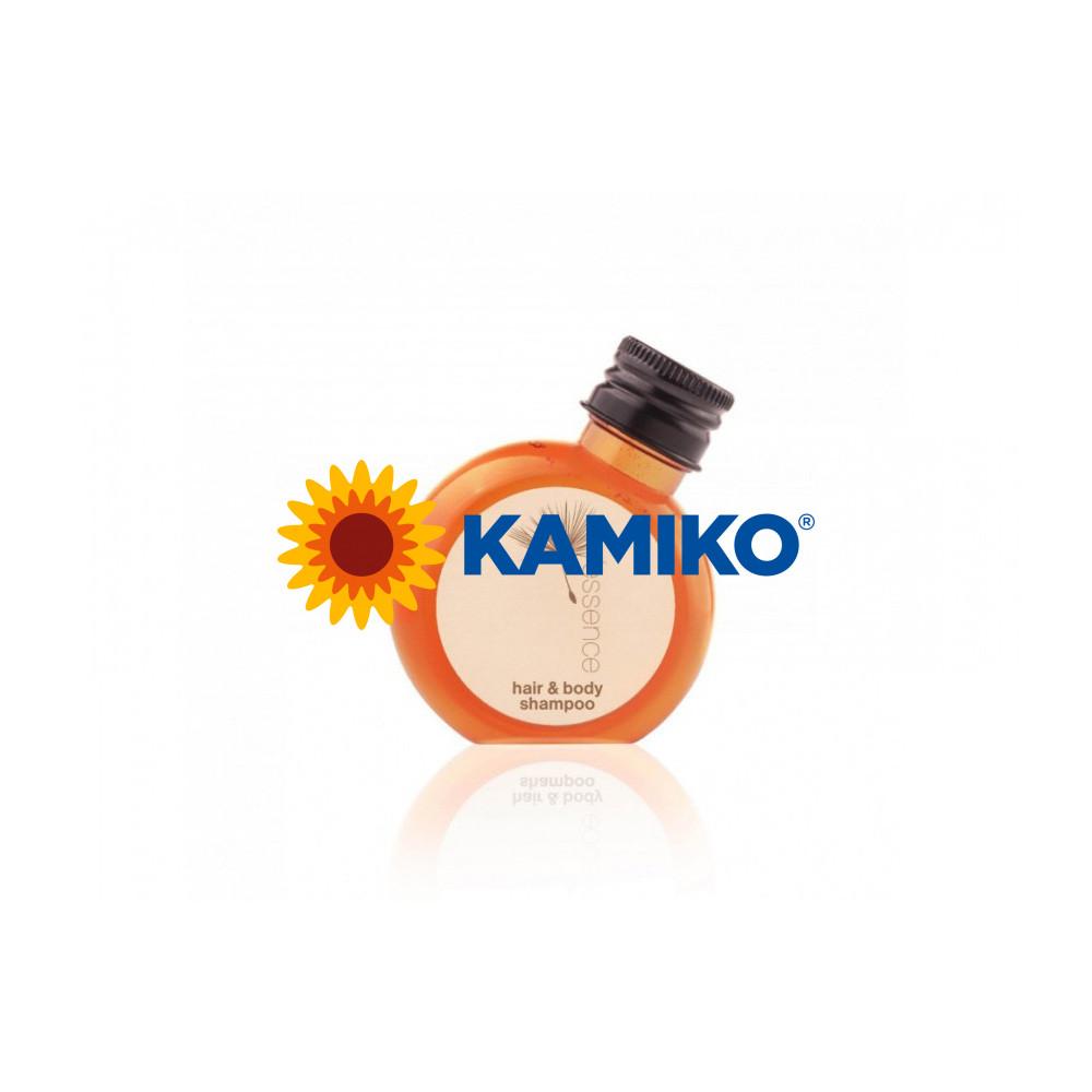 Essence vlasový a telový šampón vo fľaštičke 40 ml, 50 ks