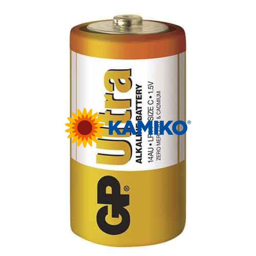 Batéria GP 14AU R14, stredná, alkalická