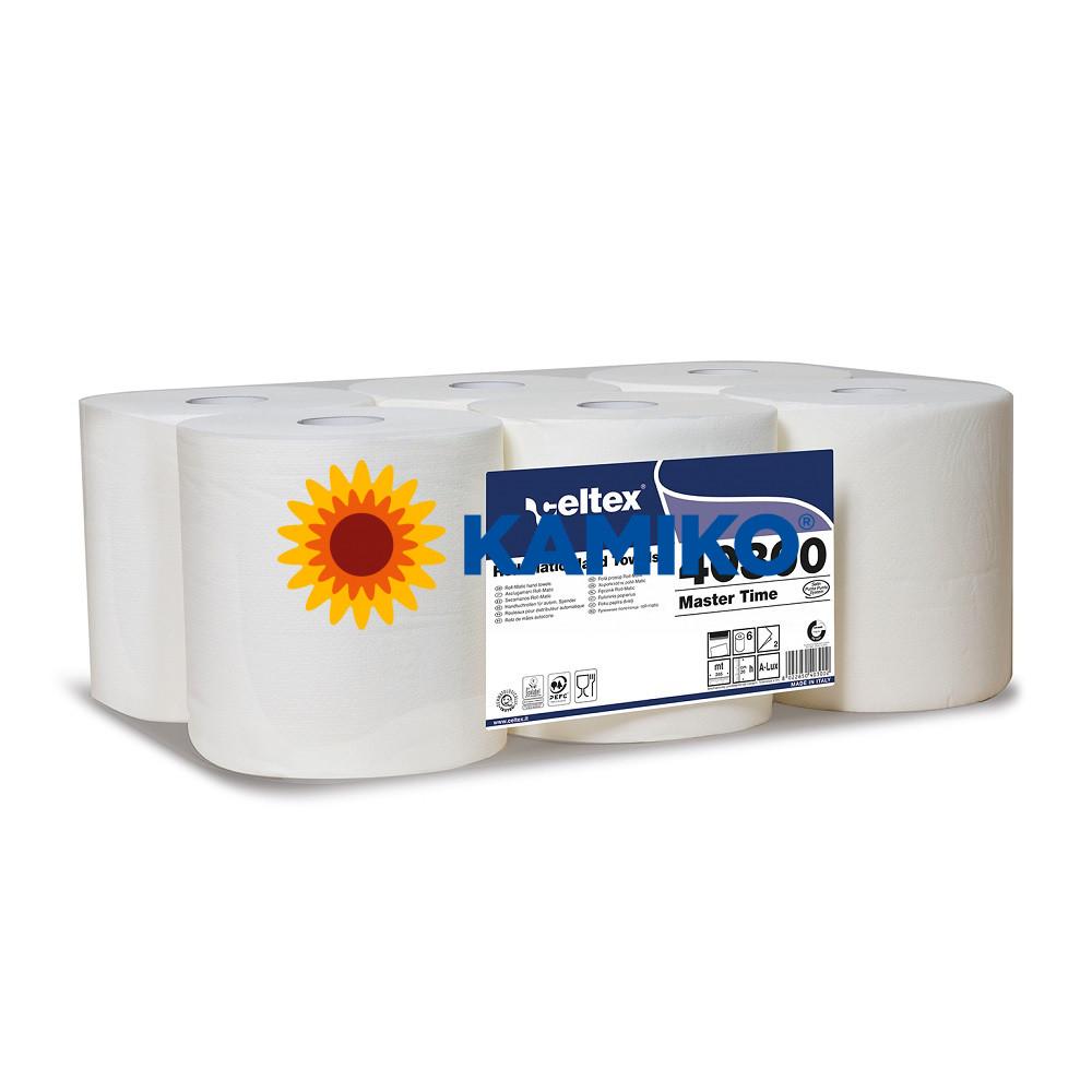 Papierová rolka 2vr CELTEX MASTER TIME 285m, biela