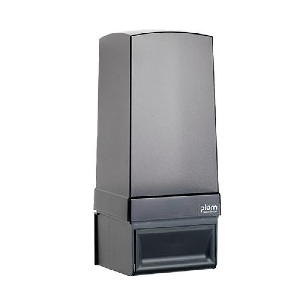 Dávkovač na tekutú abrazívnu pastu v patrónach PLUM STANDART 1400ml, čierny, ABS plast