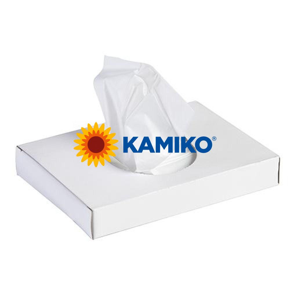Hygienické plastové vrecká  KAMIKO