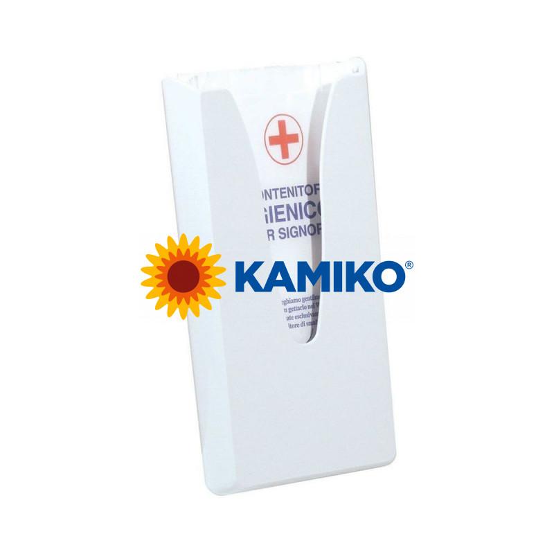 Zásobník na papierové hygienické vrecká, plast