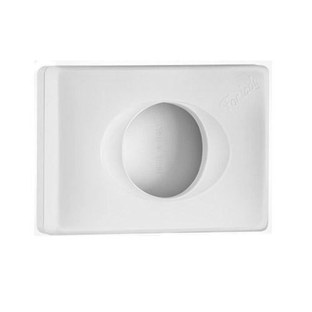 Zásobník na hygienické vrecká, biely