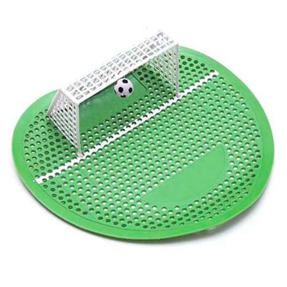 Voňavá gumená vložka do pisoárov s futbalovou bránkou