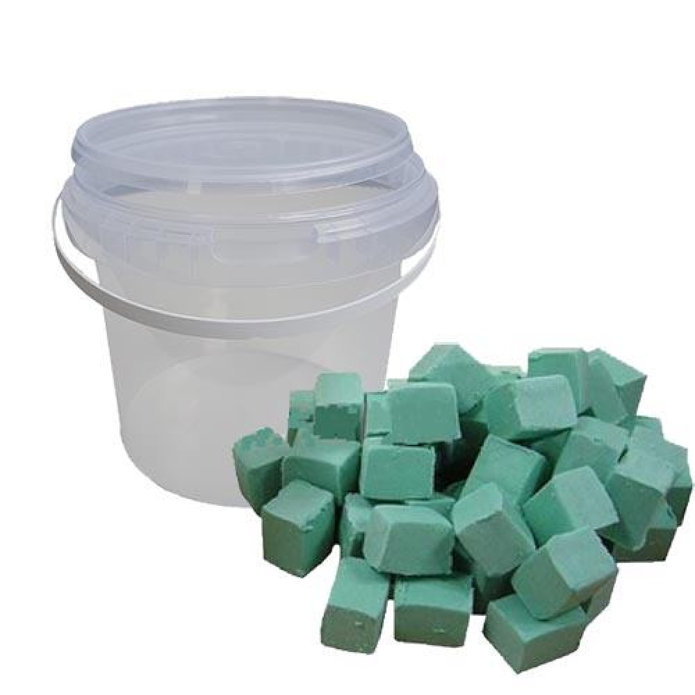 WC tablety do pisoárov 800 gr. zelené
