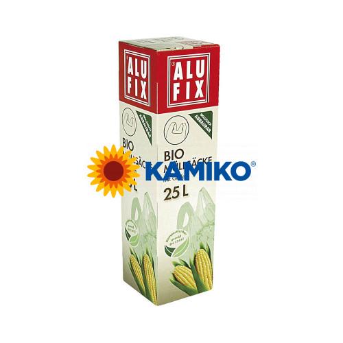 ALUFIX BIO tašky na odpad 50 x 50 cm, 25 l