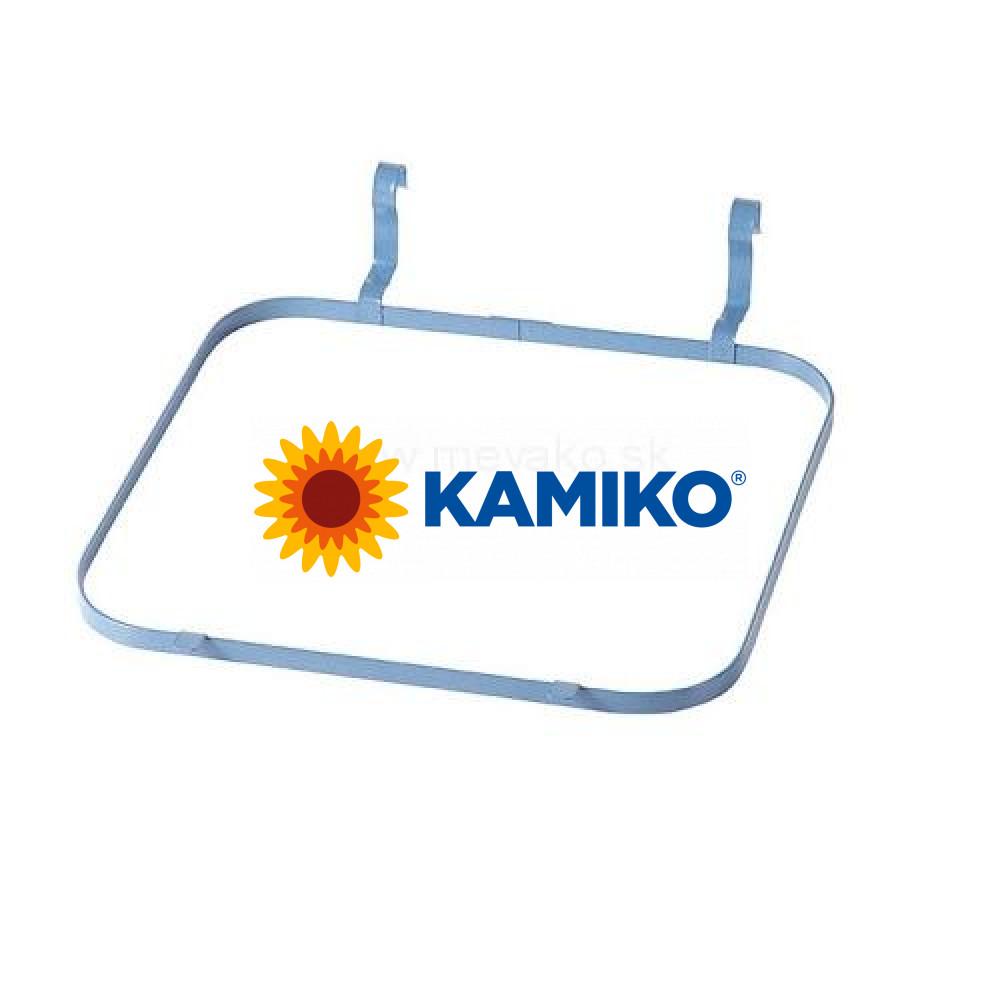 Pridržiavací kovový rámček pre 120 l plastovú nádobu