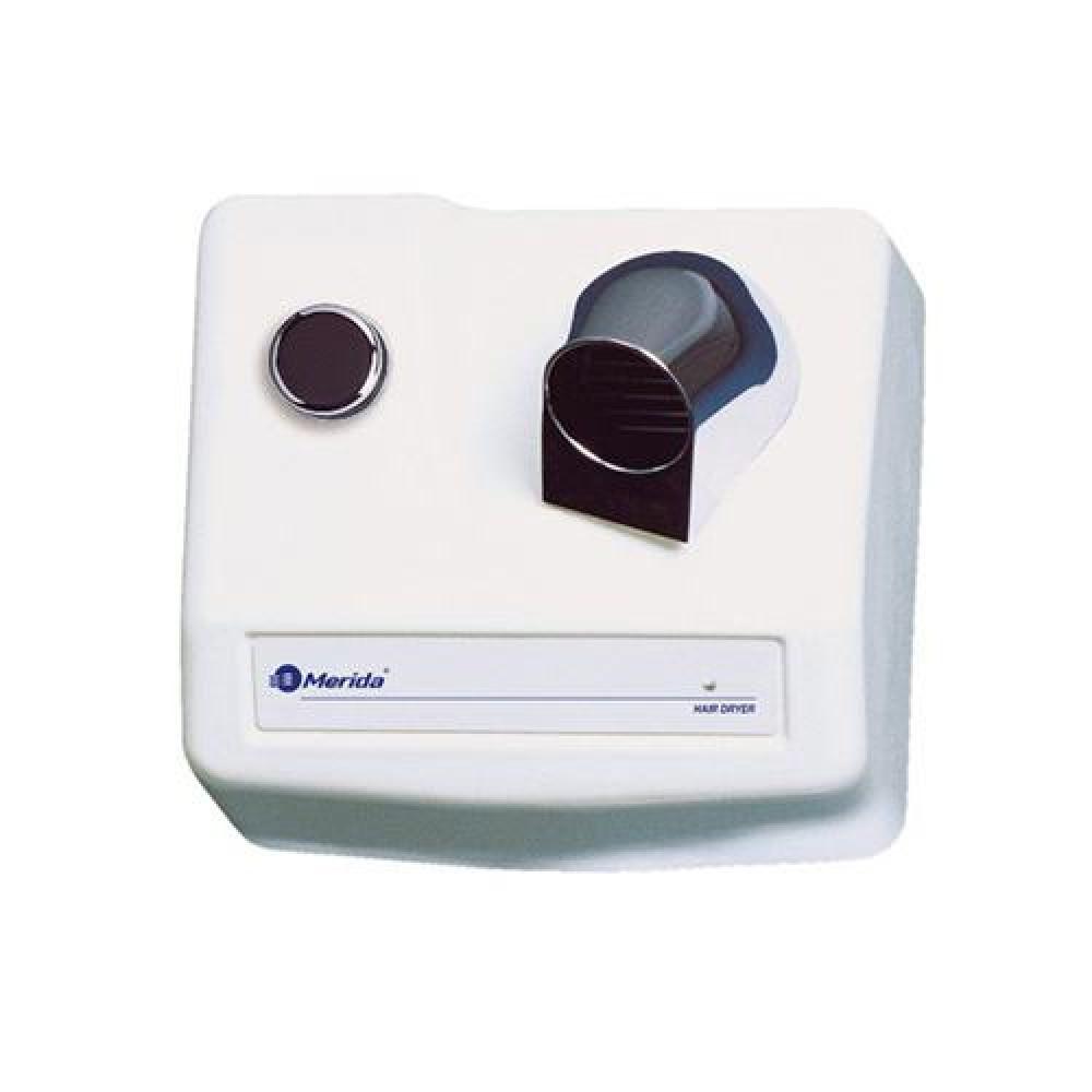 Elektrický sušič vlasov E85H 2450 W bazénový biely