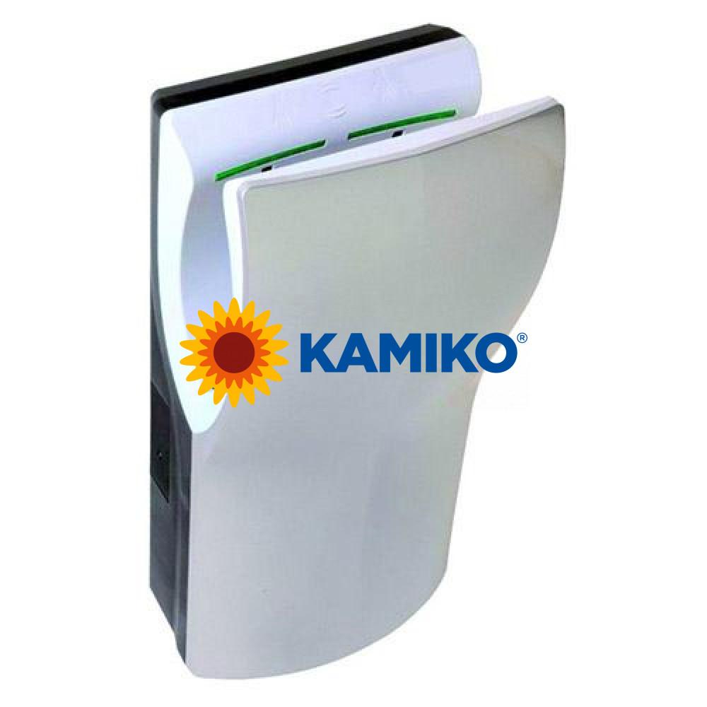 Elektrický sušič rúk DUALFLOW 420 - 1100 W, sivý