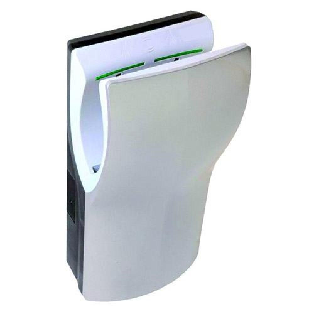 Elektrický sušič rúk DUALFLOW 1600 W šedý
