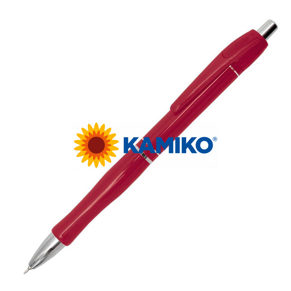 Guľôčkové pero Solidly TB 205 Extra červené