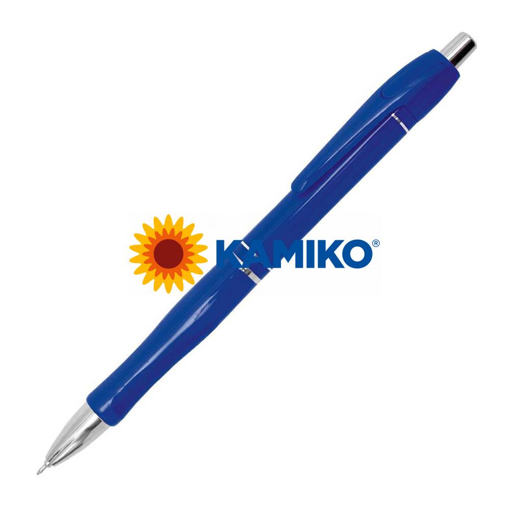 Guľôčkové pero Solidly TB 205 Extr tmavomodré