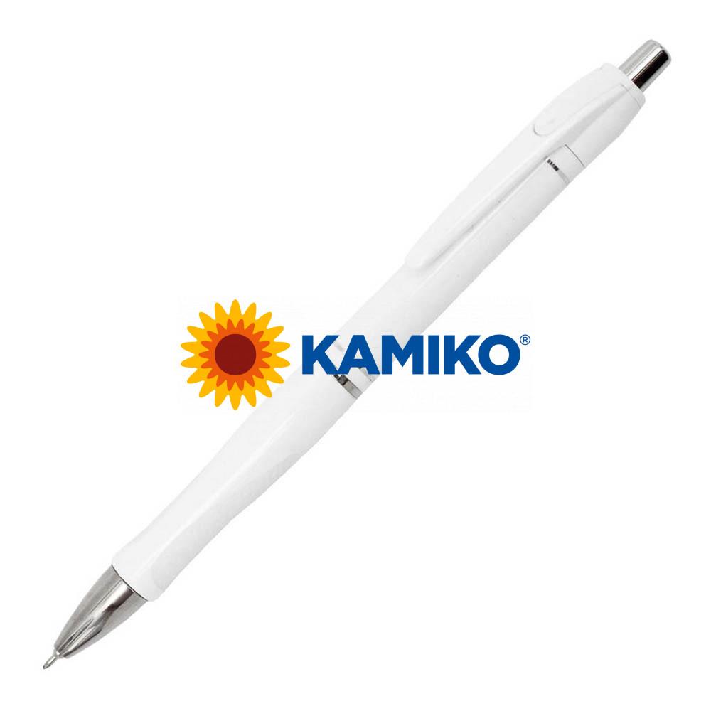 Guľôčkové pero Solidly TB 205 Extra biele