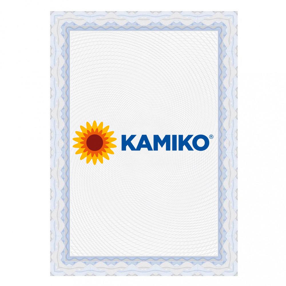 Certifikačný papier APLI A4 modrý 115 g, 25 hárkov