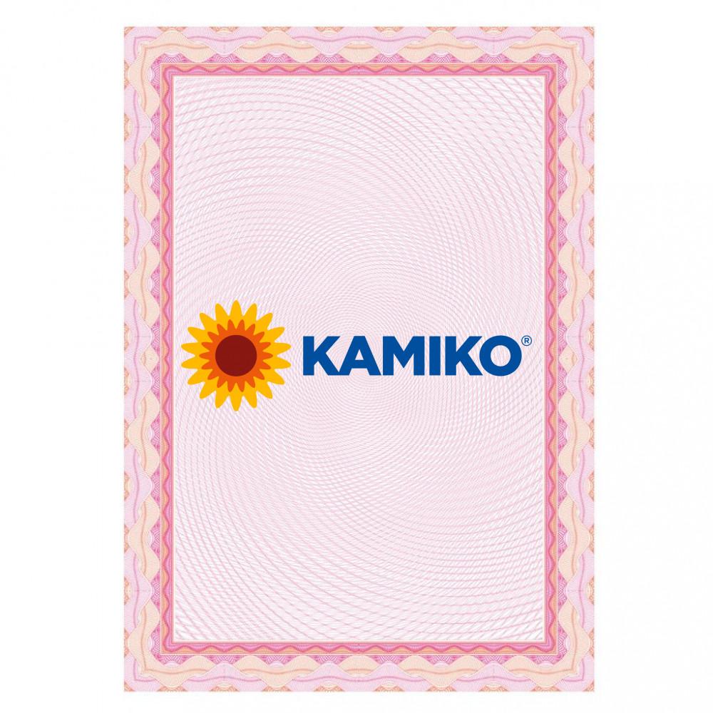 Certifikačný papier APLI A4 bledo ružový 115 g, 25 hárkov