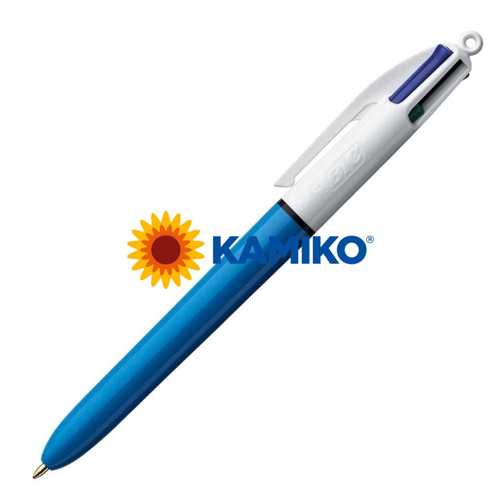 Viacfarebné pero BIC 4 Colorus