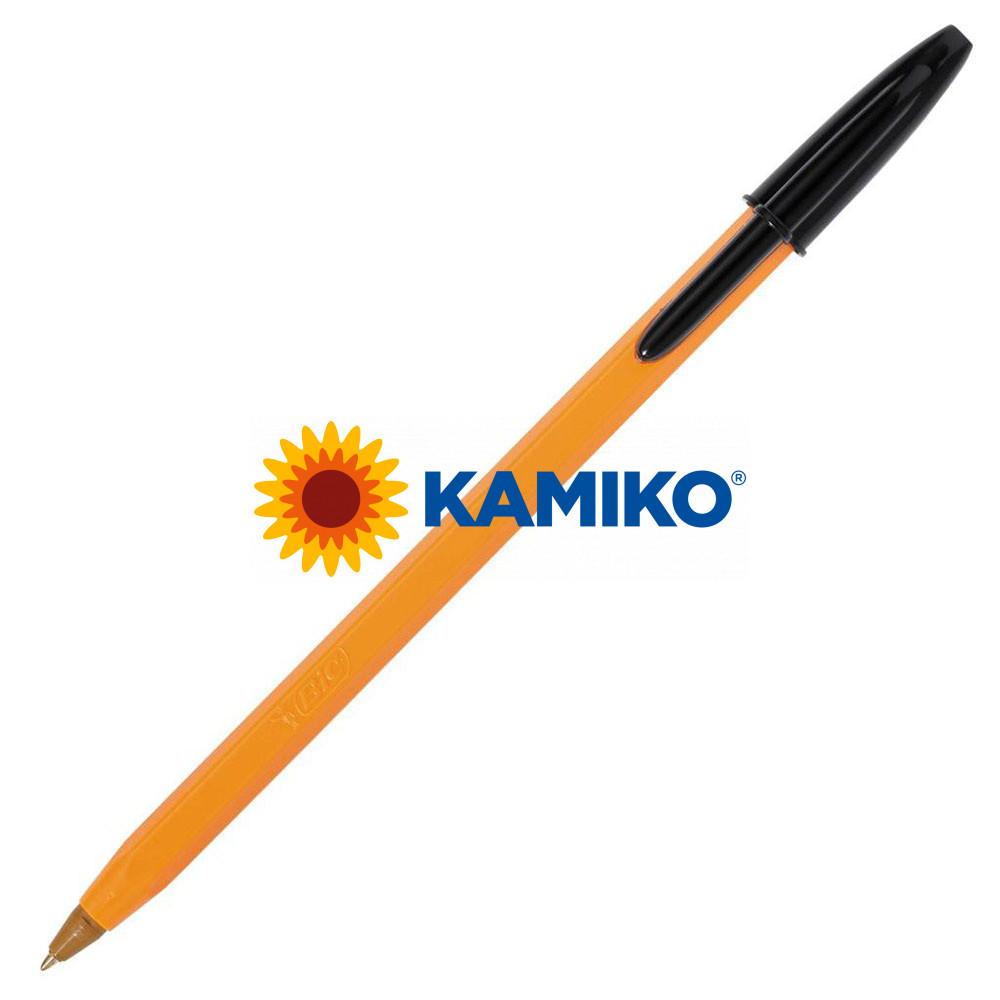 Guľôčkové pero BIC Orange Fine čierne