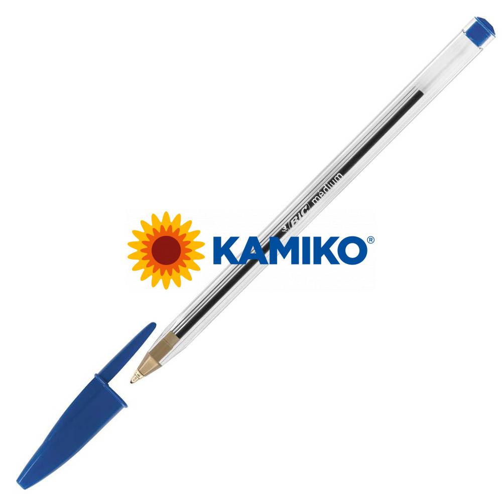 Guľôčkové pero BIC Cristal M  modré