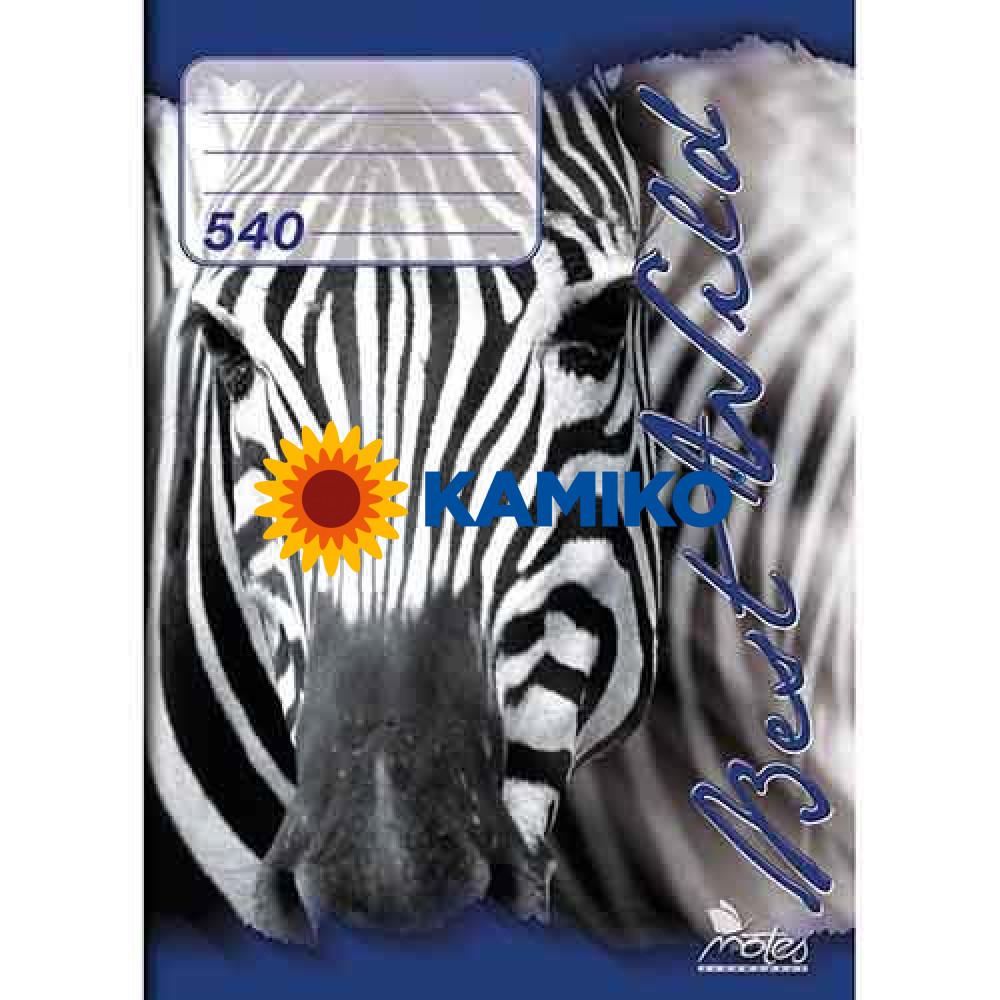Zošit 540 A5, čistý